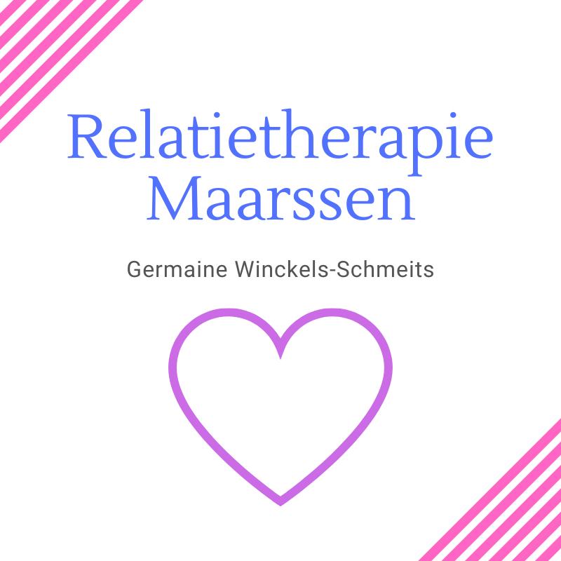 Relatietherapie Maarssen – Germaine Winckels-Schmeits Logo